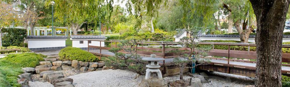Sutherland Shire japanese garden