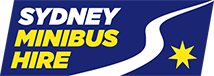 Sydney Minibus Hire – 8, 12 & 21 Seaters – Self-Drive or With Driver Logo