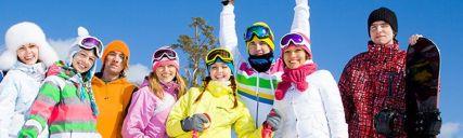 Snow trip hire