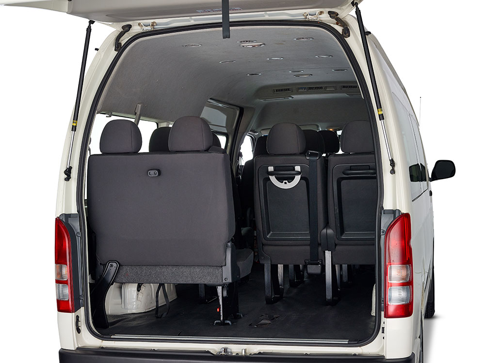 12 seater rear seats in