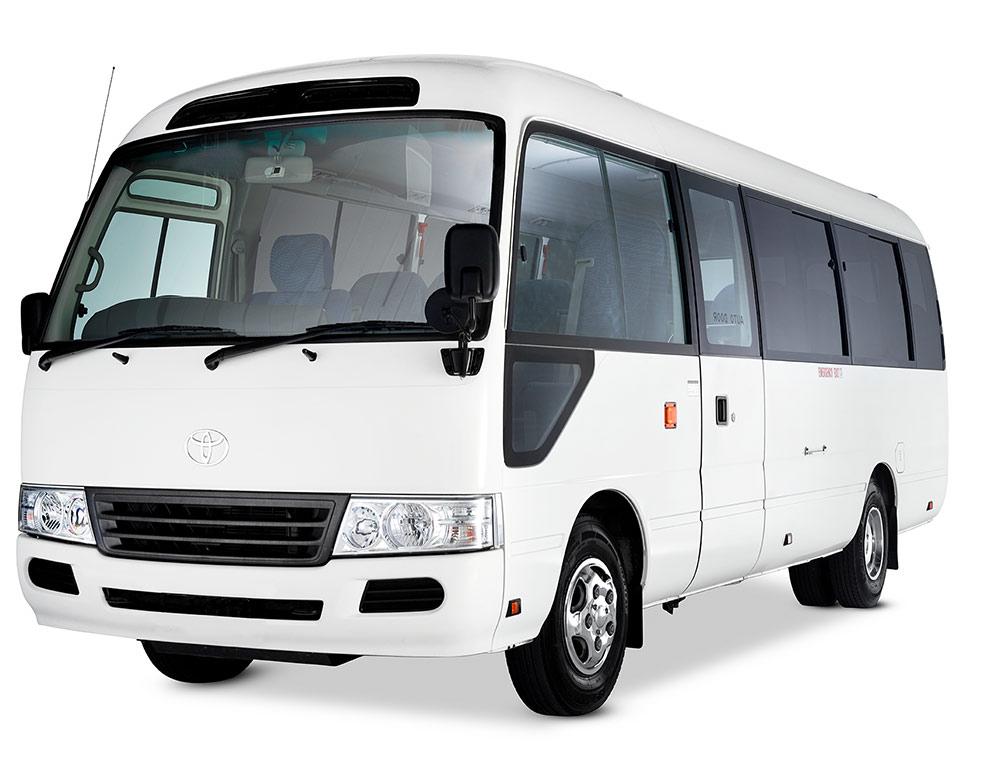 21 seater minibus hire